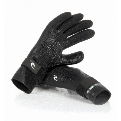 rip curl e-bomb 2mm finger gloves
