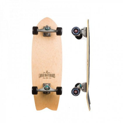 CARVER SURFSKATE CLEARWOOD SERIES 29''