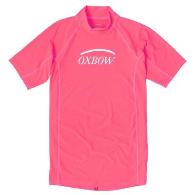 OXBOW LYCRA RASHVEST ROSE POP