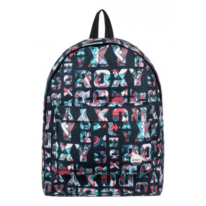 ROXY MOCHILA BE YOUNG ANTHRACITE URBAN FLAVOR
