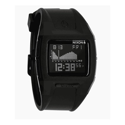 nixon reloj chico lodown II black