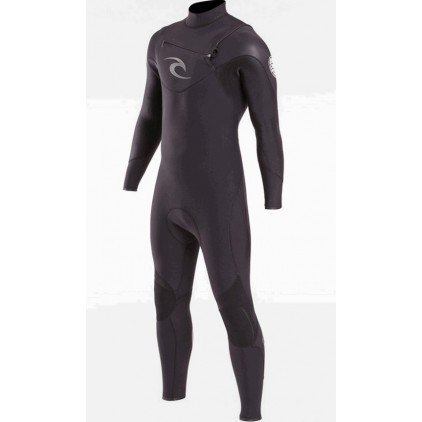 RIP CURL NEOPRENO E BOMB 3/2 C/ZIP GB BLACK