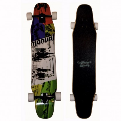 MANUAL LONG SKATE RIDERS PRO