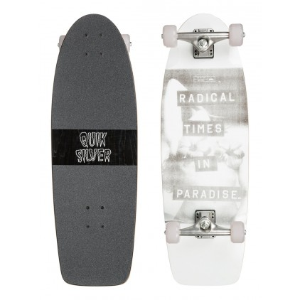 QUIKSILVER SKATE THE ALL TIME
