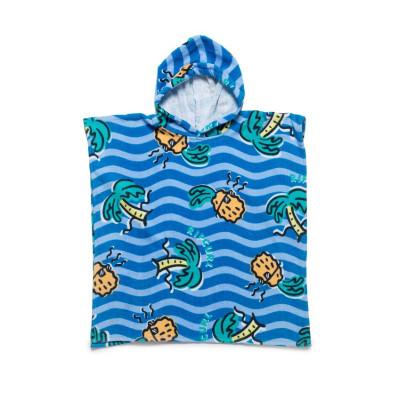 RIP CURL PONCHO INFANTIL OCEAN VIEW GROMS