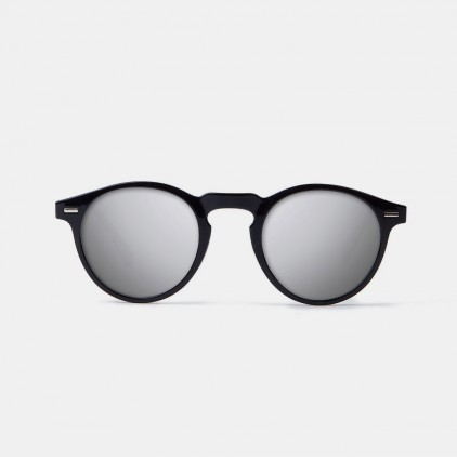 D.FRANKLIN GAFAS DE SOL ULTRA LIGHT BLACK / MIRROR POLARIZED