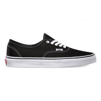 VANS ZAPAS AUTHENTIC BLACK