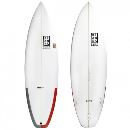 Tabla de surf Blanks 5,8