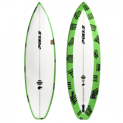 Pukas Juicy 5,11 tabla de surf