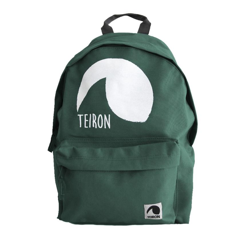Mochila Teiron School Verde