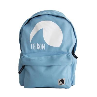 Mochila Teiron School Azul Claro