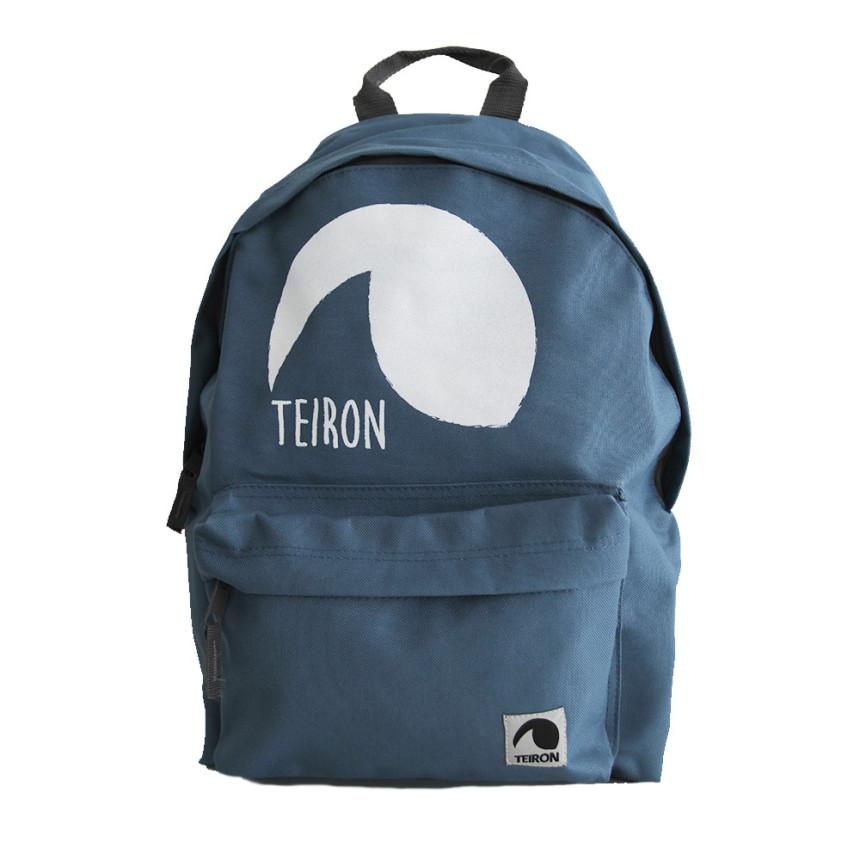 Mochila Teiron School Petrol
