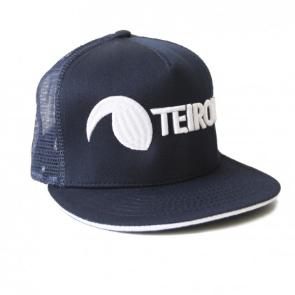 GORRA TEIRON BORDADO NAVY