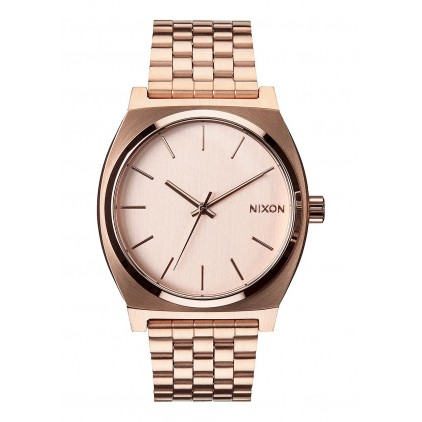 NIXON RELOJ TIME TELLER ROSE GOLD