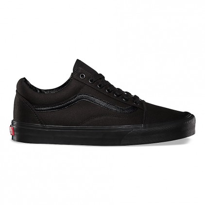 VANS ZAPAS OLD SKOOL BLACK/BLACK
