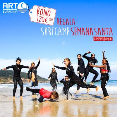 BONO SURFCAMP SEMANA SANTA