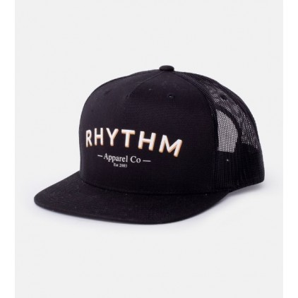 RHYTHM GORRA BUTCHER BLACK