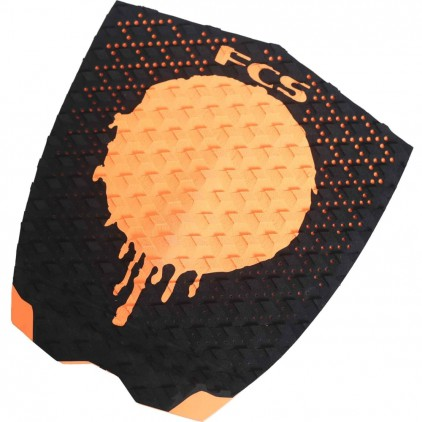 FCS GRIP MEDINA BLACK GM ORANGE