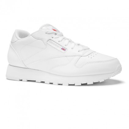 REEBOK ZAPAS CLASSIC LEATHER WHITE