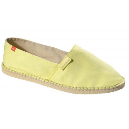 HAVAIANAS ALPARGATAS ORIGINE LIGHT YELLOW