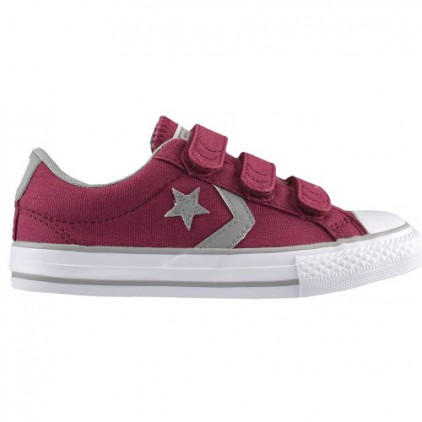 CONVERSE ZAPAS STAR PLAYER 3V OX BURDEOS
