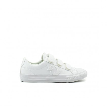 CONVERSE ZAPAS STAR PLAYER 3V OX WHITE