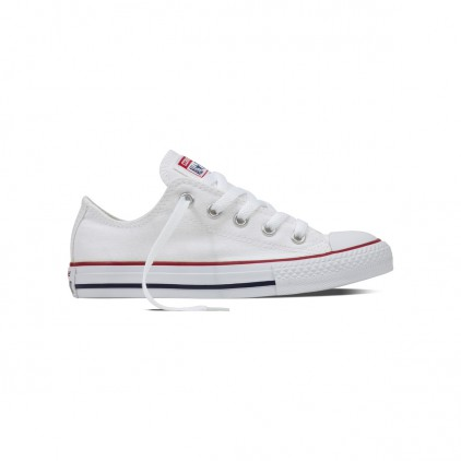 CONVERSE ZAPAS ALL STAR OX WHITE