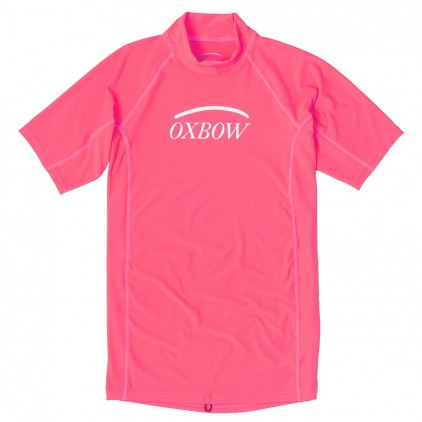 OXBOW LYCRA RASHVEST ROSE POP