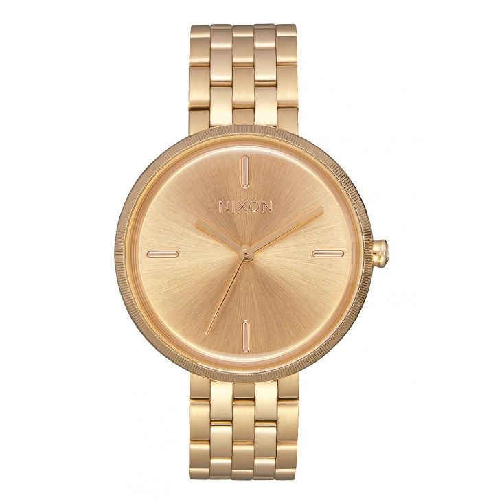 NIXON RELOJ VIX ALL GOLD