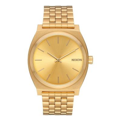 NIXON RELOJ TIME TELLER ALL GOLD