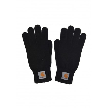 CARHARTT WIP GUANTES WATCH BLACK