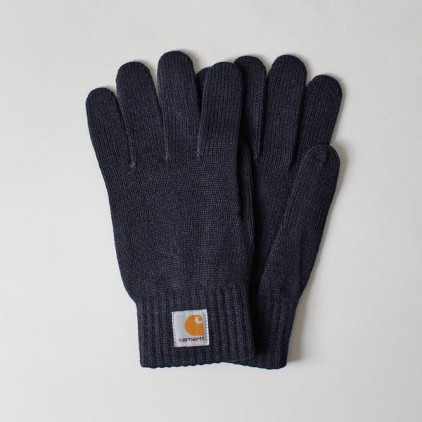CARHARTT WIP GUANTES WATCH NAVY