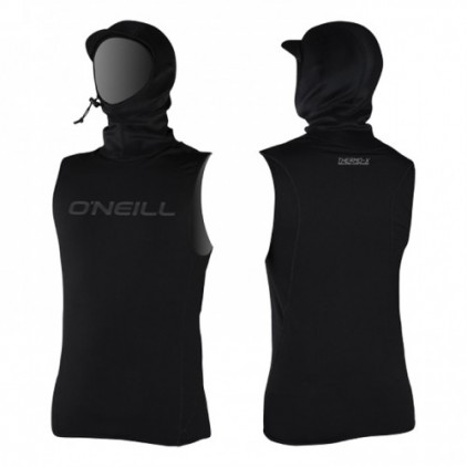 O'NEILL LICRA THERMO X VEST W/NEO HOOD