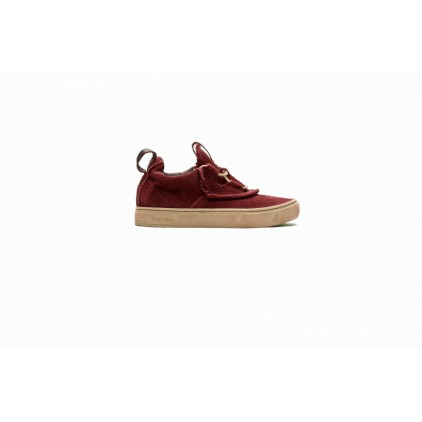 SATORISAN ZAPAS KIOWA SUEDE ROSE WOOD