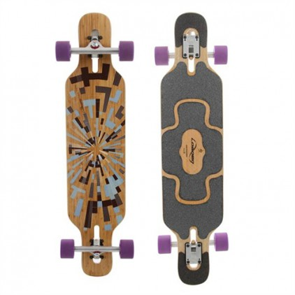 LOADED LONGBOARD TAN TIEN