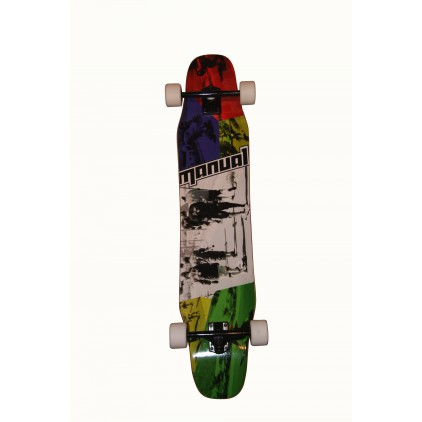 MANUAL LONGBOARD RIDERS PRO