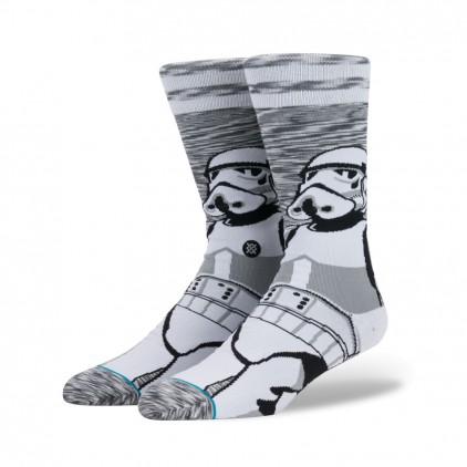 STAR WARS STANCE CALCETINES EMPIRE GREY
