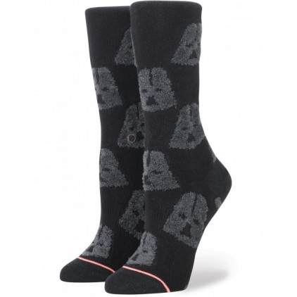 STAR WARS STANCE CALCETINES COZY VADER BLACK