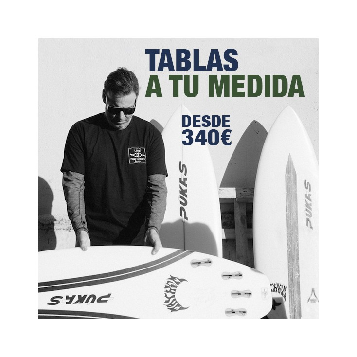 tabla de surf a medida