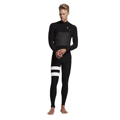HURLEY NEOPRENO 4/3 ADVANTAGE PLUS CHEST ZIP
