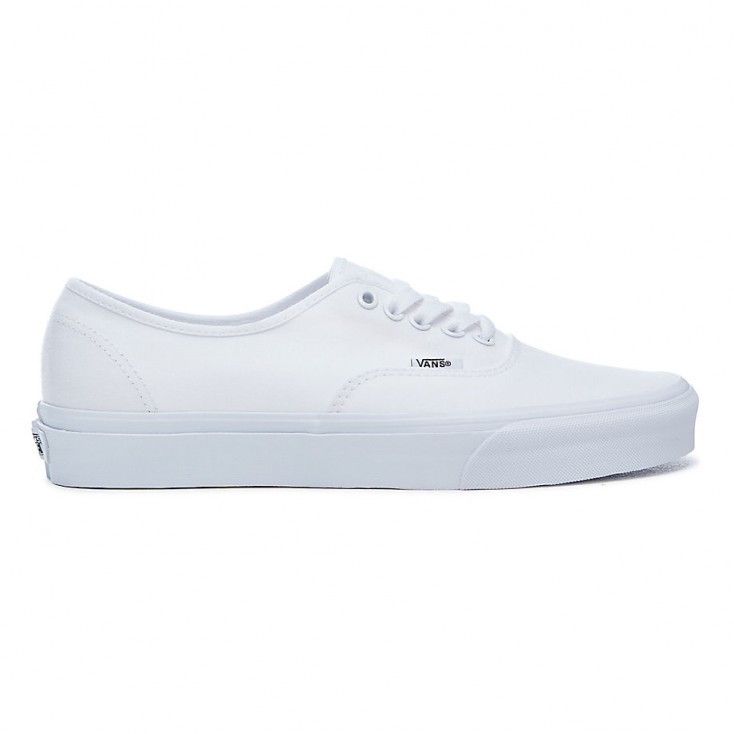 VANS ZAPAS AUTHENTIC TRUE WHITE