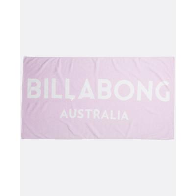 BILLABONG TOALLA LEGACY PINK