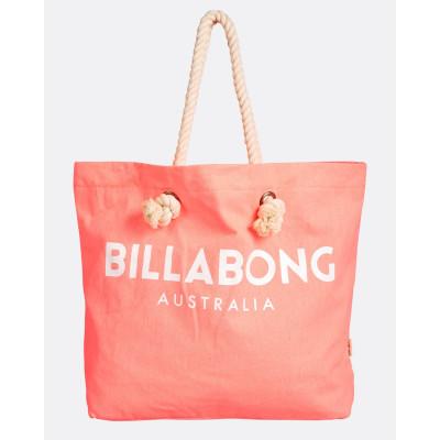 BILLABONG BOLSO ESSENTIALS TOTE PEACH