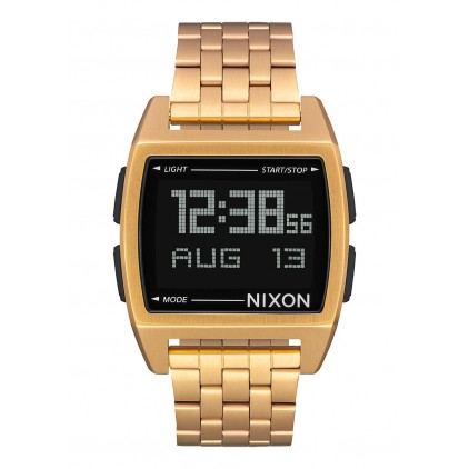 NIXON RELOJ BASE 38MM ALL GOLD