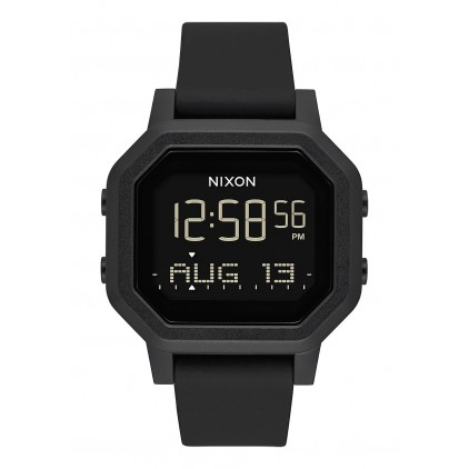 NIXON RELOJ SIREN ALL BLACK