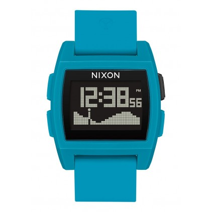 NIXON RELOJ BASE TIDE BLUE RESIN
