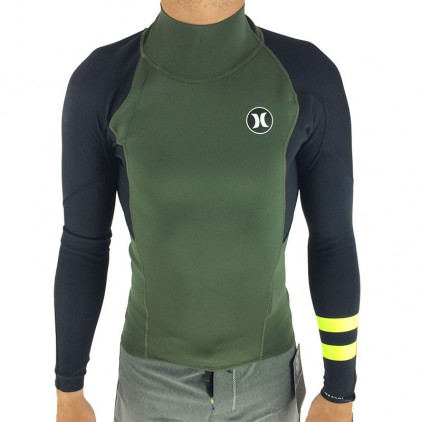 HURLEY LICRA 1MM FUSION 101 JACKET