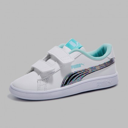 PUMA ZAPAS BABY SMASH MERMAID