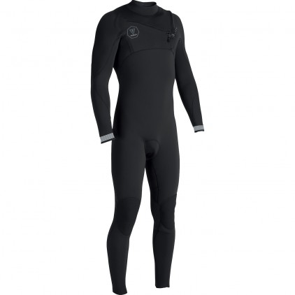 VISSLA NEOPRENO 3/2 SEVEN SEAS FULL CHES BLACK