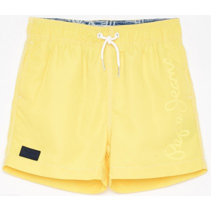 PEPE JEANS BAÑADOR GUIDO BRIGHT YELLOW